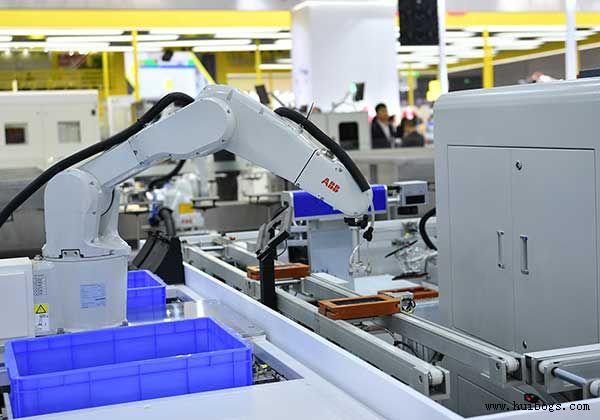 ABB机器人维修常见故障总结
